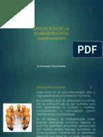 2016b Diapositiva Nº 4 Evolución de La Administración II