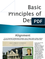 Basic Principles of Design