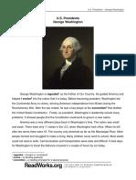 780 Us Presidents George Washington