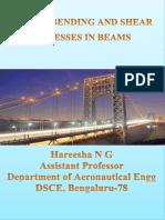 Flexural Formula or Bending Equation & Shearing Equation