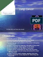 Presentasi Kanker Paru