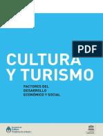 137 Cultura y Turismo Factores Del Desarrollo Economico y Social