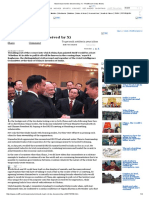 Modi Must Not Be Deceived by Xi