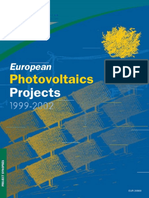 233134646-Photovoltaics pdf | Photovoltaics | Solar Cell