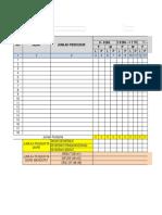 Format Laporan Diare PKM 2016