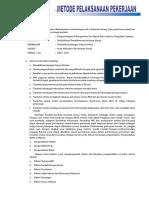 A. Metode Pelaksanaan Krebet DT