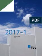 Fdu Preisliste 2017 1