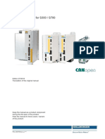 Kollmorgen S300-S700 Servo Drive CanOpen Communication Manual