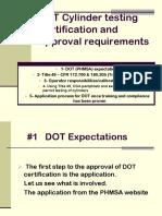 DOT Training & Certification