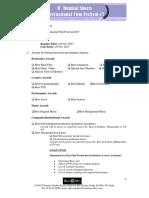 Regulations MSIFF 17