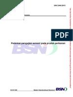 SNI 2346 2015 Pengujian Sensory Produk Perikanan Decrypted