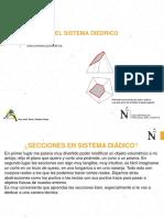 Sistema Driedrico-Interseccion de Planos