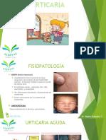 Urticaria Articulo Aleryas
