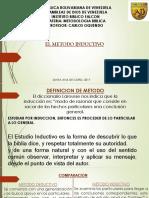 Tercera Clase Metodo Inductivo Carlos Oquendo