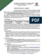 007-15- Residencia -Cirurgia e Traumatologia Buco-Maxilo-Facial