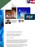 Takzira Ramadan 1,2, & 3
