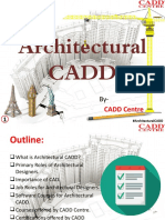 Architectural CADD