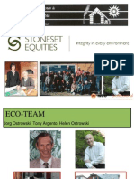 Stoneset Eco Presentation