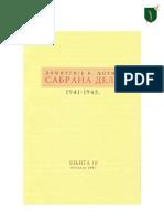 Сабрана дела Димитрија В. Љотића - Том X