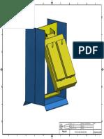 Pintu Air Kelep Otomatis Assy