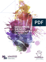 Codigo Etico de Podemos