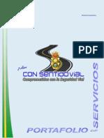 Brochure Corporativo Con Sentido Vial S.A.S