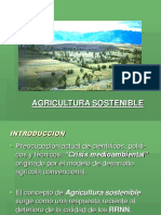 Agroecologia 4 - Agricultura Sostenible