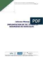 Rapport final Micmac - IMPLEMTACION DE TIC´S PARA LA SEGURIDAD DE VEHICULOS 123.doc