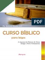 Curso Biblico Para Leigos