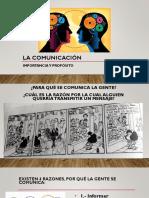 1 y 2 Comunicaciones Clase