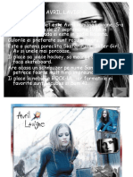 Avril Lavigne Project