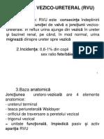 Refluxul vezico uretral
