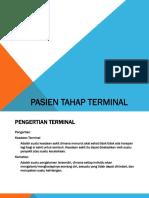 Tahap Terminal