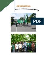 p. e.i Ambientalizado 2014 9 de Setiembre