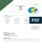 evaluacion adecuada matematica 09 de junio 2°
