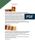 5 Alimentos Con Fuente Carbohidratos