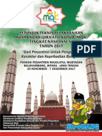 Juknis Mqk 2017 Final Cover