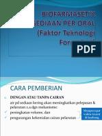 Biofar Sed Per Oral II