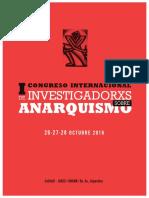 Actas Final Congreso Anarquismo Argentina
