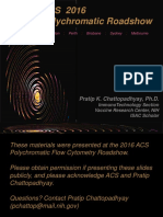 multiparametric Flow cytometry advanced Foundations with correction
