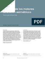 Ventajas de Los Motores Síncronos Asimétricos