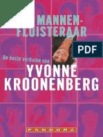 De Mannenfluisteraar - Yvonne Kroonenberg