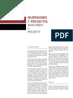 INVERSION - SANGAY MACROECONOMIA