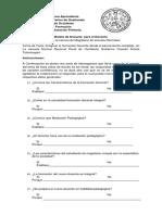 Boleta de Encuesta Para Aprendiendez(1)