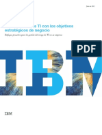 LECTURA 1 IBM Alineación de Las TI Con Los Objetivos Estratégicos