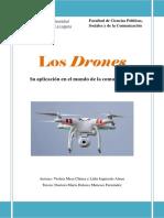 Los Drones. Su Aplicacion en el mundo de la comunicacion. .pdf