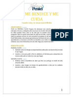 Lección 4 - Dios Me Bendice y Me Cuida