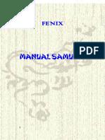Maestro Fénix - Manual Samurai