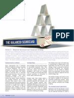 Balanced Scorecard - Corporate Strategy -Stakeholder 2006 (Customer-Insight.co.Uk)