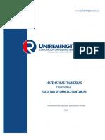 Matemáticas Financieras Modulo Listo Ok 2016